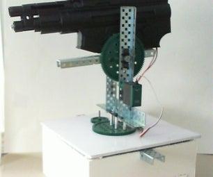 Arduino Airsoft Turret