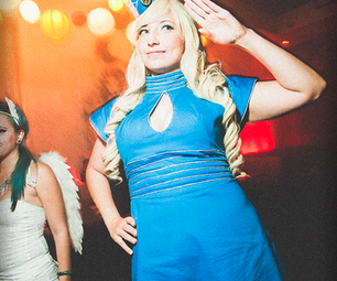 Britney Spears Flight Attendant Costume