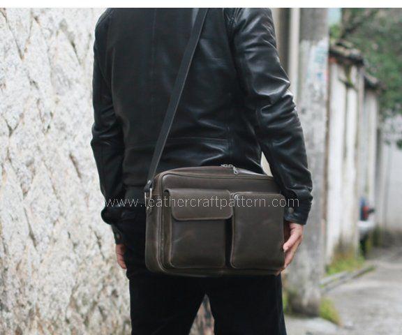 Leather Brifecase