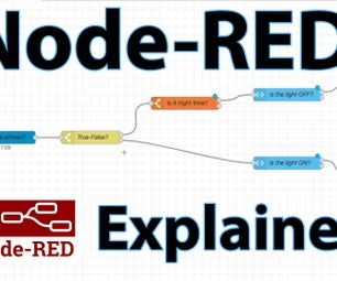 Getting Started With Node-RED & Creating Automations