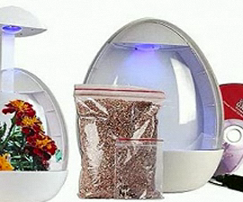 How to Make a USB Greenhouse
