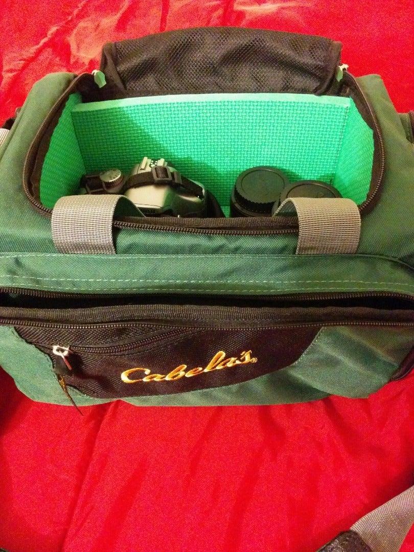 My New Camera Bag