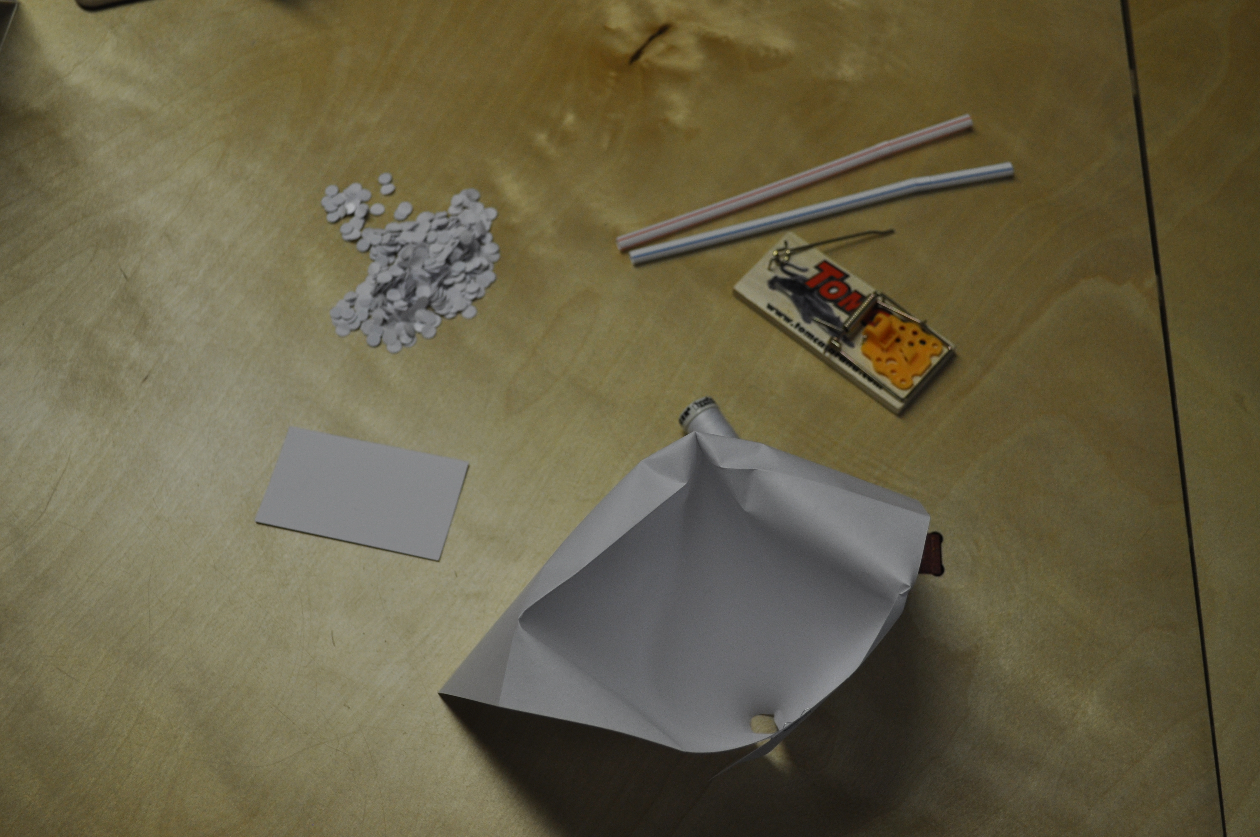 Picture of Make a Confetti Trap