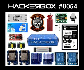 HackerBox 0054: Smart Home