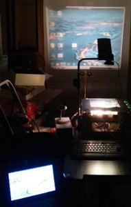 Raspberry Pi - Wireless Projector