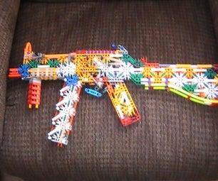 Knex UMP-45