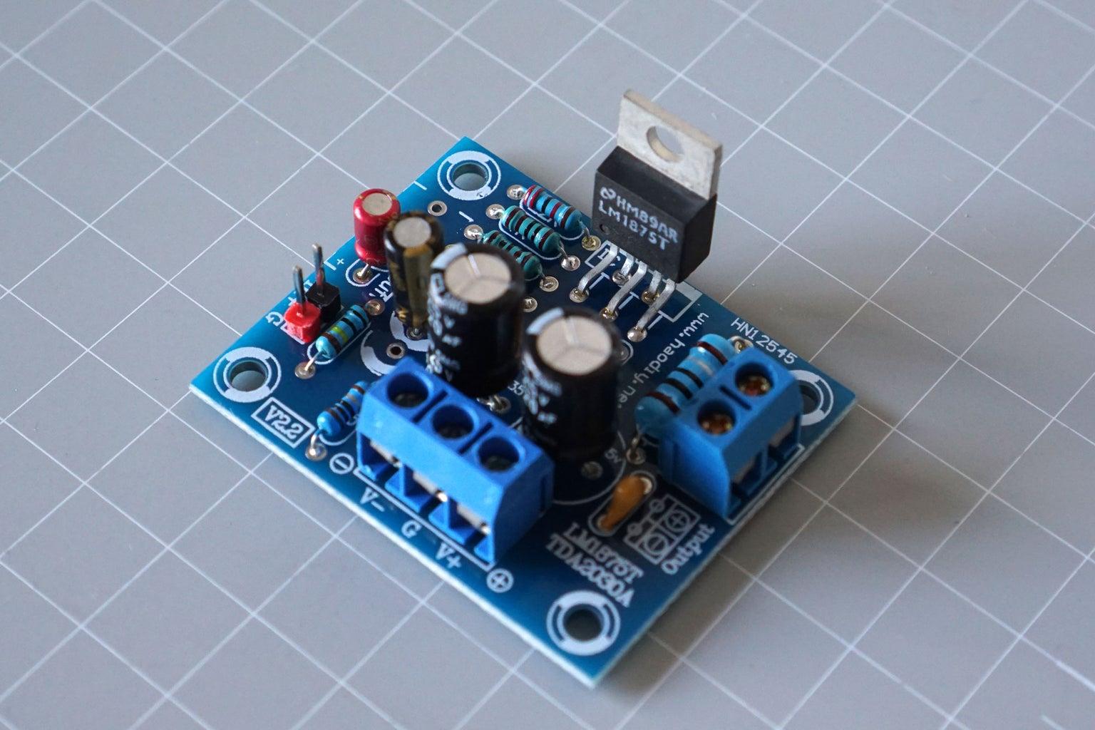 LM1875 Retail Kit