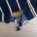 Repair of Too Damaged Pair of Pants