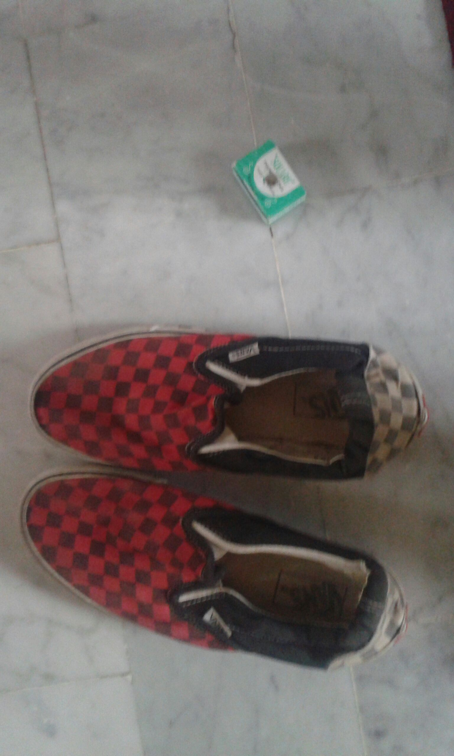 """How to make """"slide shoes""""(my way)"""