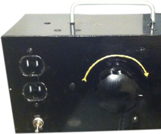 Variable AC Power Supply (Variable Transformer)