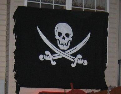 Every Pirate Ship Needs a Sail!