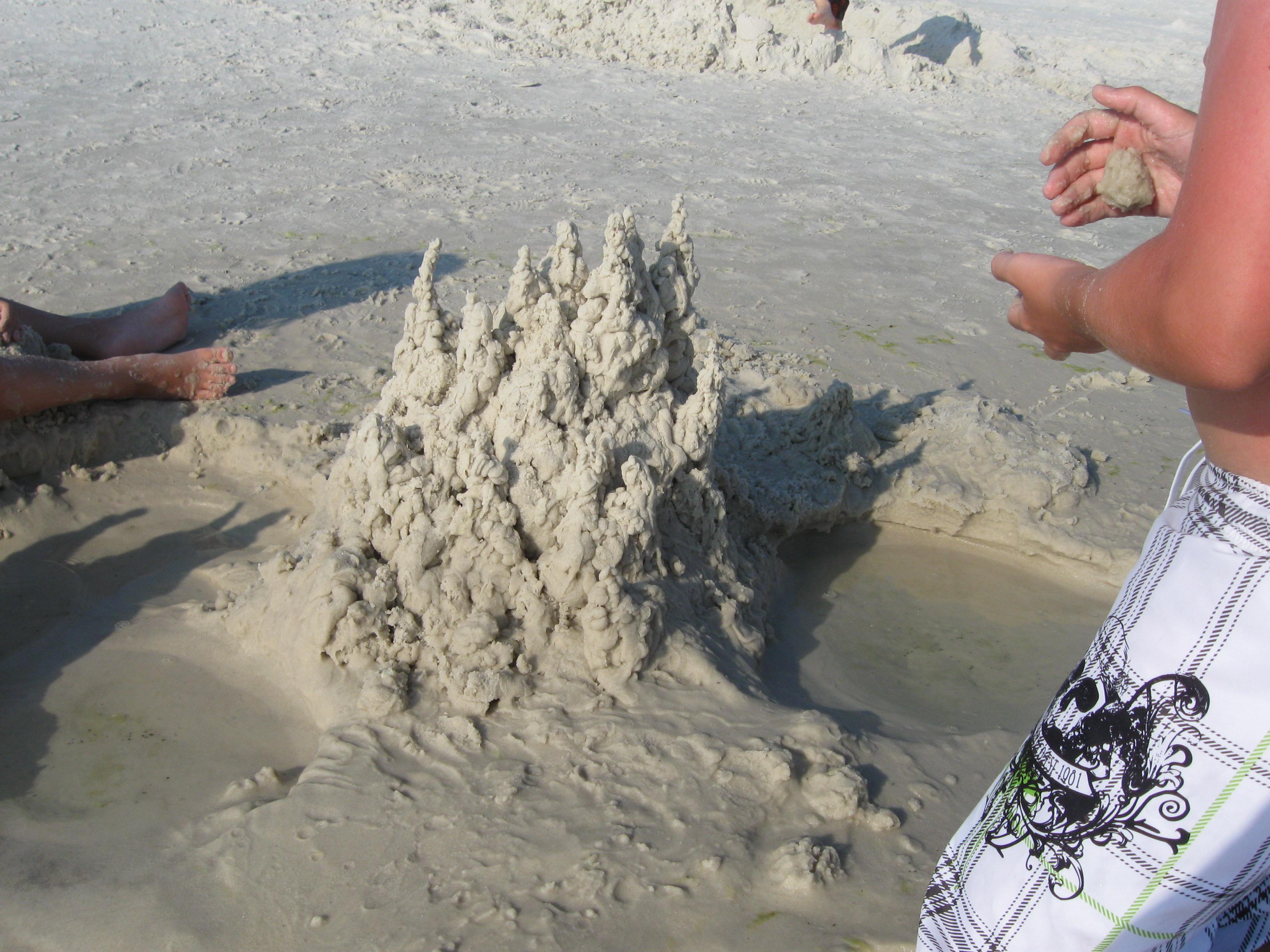 Drizzle Castles!