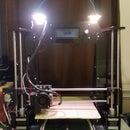 LED Worklights For Your 3D Printer