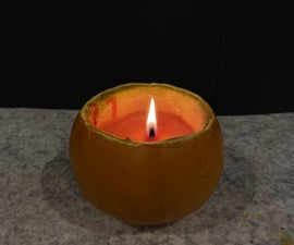 Cute Pumpkin Candles ☆