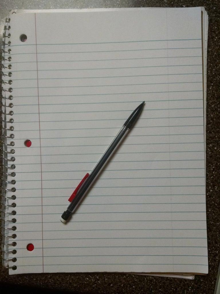 Create Lists & Budget