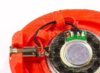 Solder the Hookup Wire to Drivers
