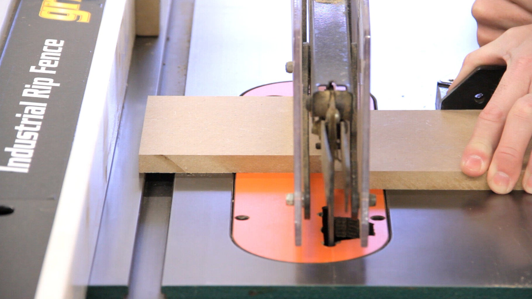 Cutting Parts for the Top and Inserts