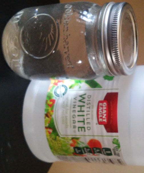 Homemade Disinfecting Cleaner
