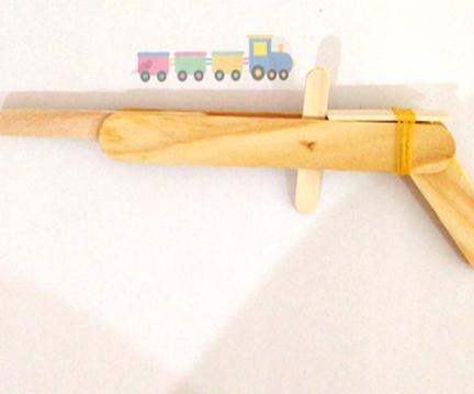 Click - Clack Toy Gun