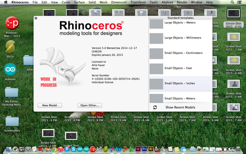Getting Started With Rhino