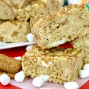 Biscoff Rice Krispies Treats Recipe | 5 Ingredients