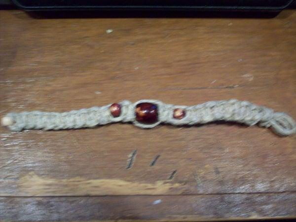 Basics of Making a Hemp Bracelet or Necklace