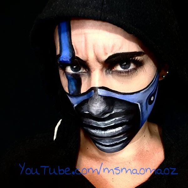 SubZero Face Paint