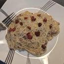 Speed Pasta Carbonara