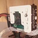 Pi-Pan - a pan-tilt device for the Raspberry Pi Camera
