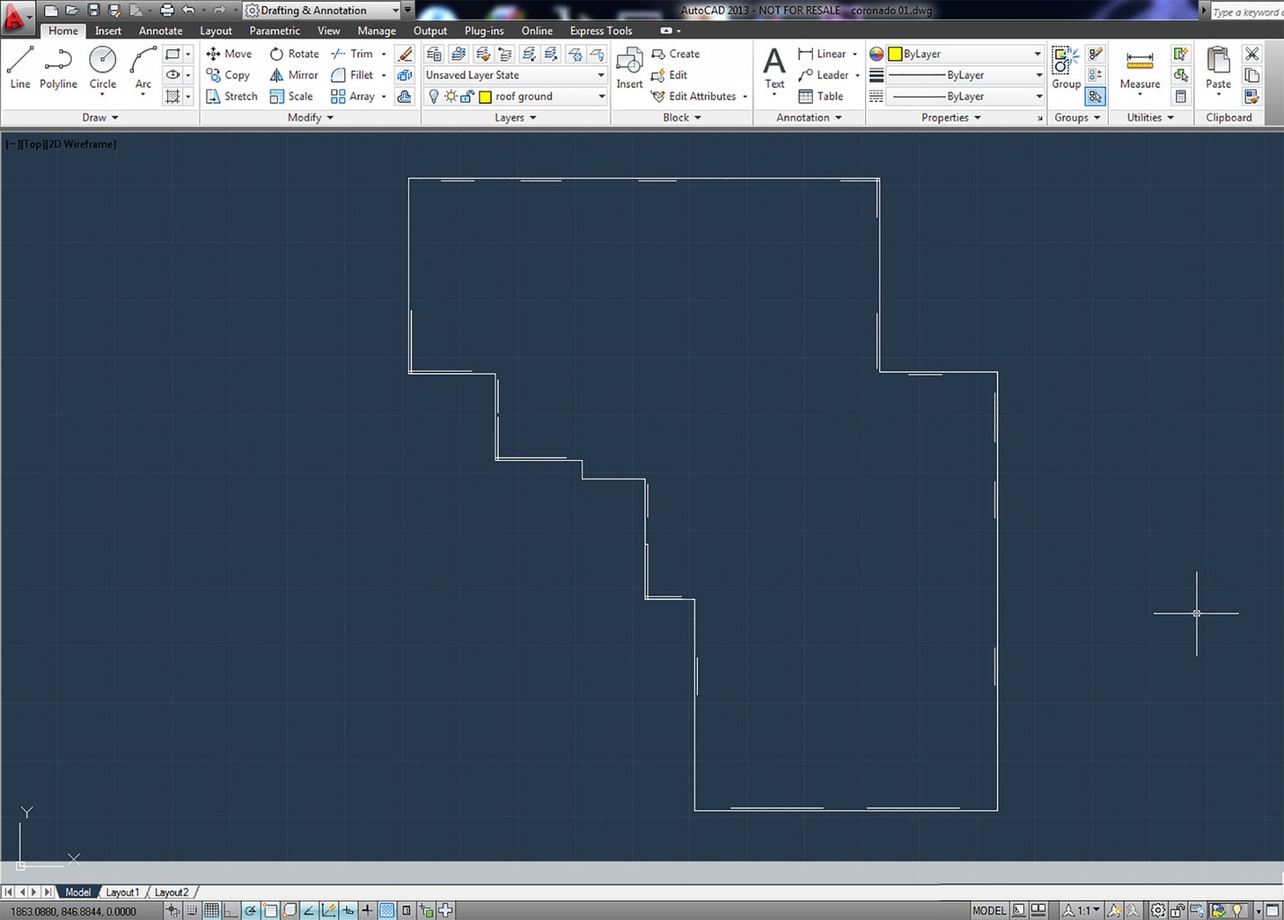 CAD - Floor Plate