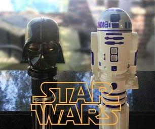 Star Wars Beer Tap Handles