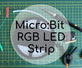Micro:Bit RGB LEDs