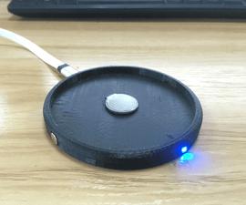 Arduino智能杯垫