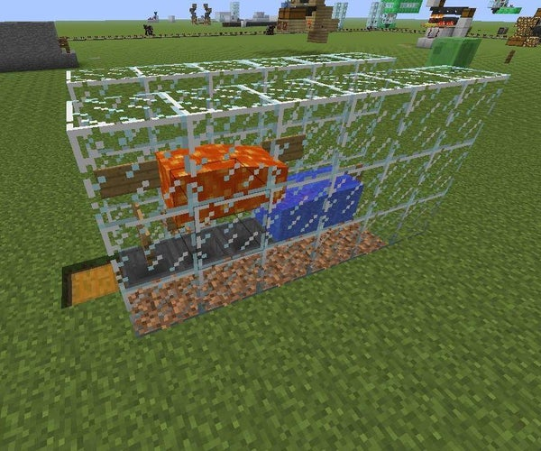 Minecraft Animal Cooker and Killer