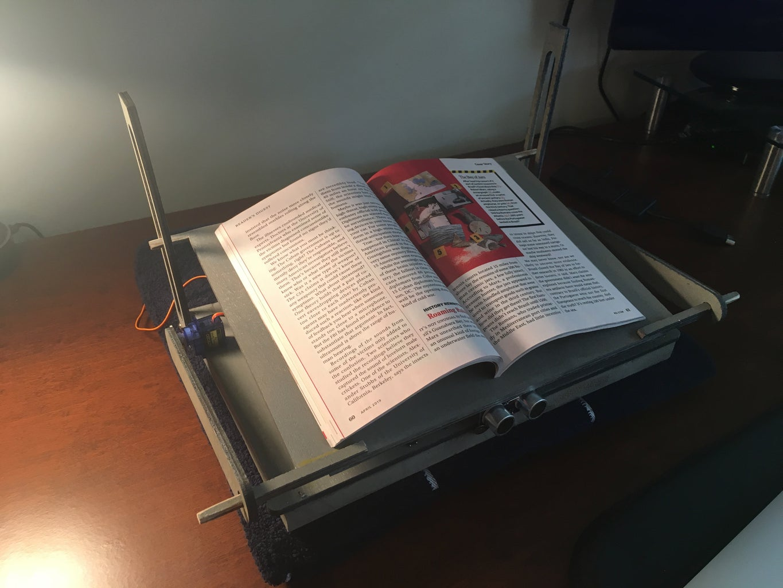 Desktop Book Stand