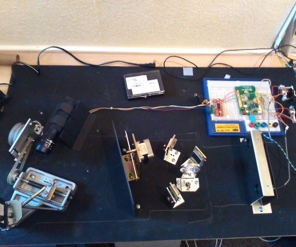 Linkit One - Dual Beam Spectrometer