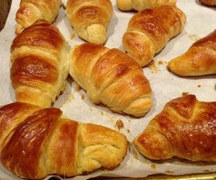 Easy Croissants