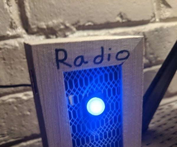 Senior Radio - Raspberry Pi