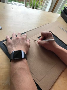 Cutting Out the Cardboard