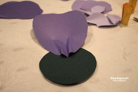 Flower Making!