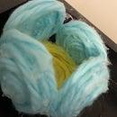 Yarn Bowl Dish (Using Only 3 Supplies)