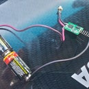 Magnetic Battery Pack