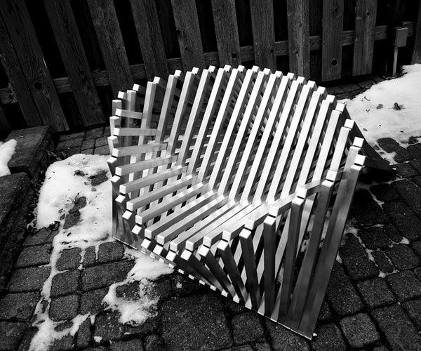 Jim's Rising Chair