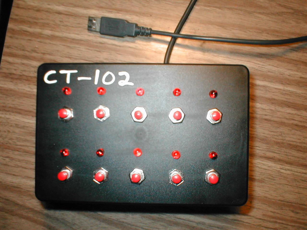 USB Midi Device from old Gamepad