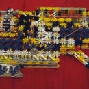 Z3 Knex Gun Firing Demonstration