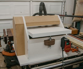 Homemade Drum Sander