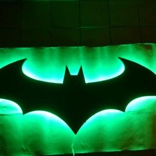 Batman RGB Wall Lamp