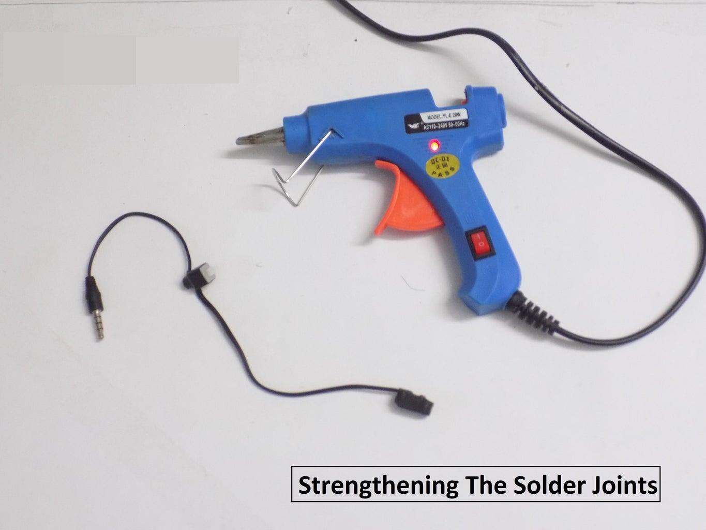 Strengthening the Solder Joints