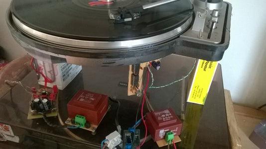 The Turntable, VSPS and Strobe