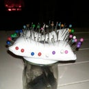 Pin Cushion - with a twist